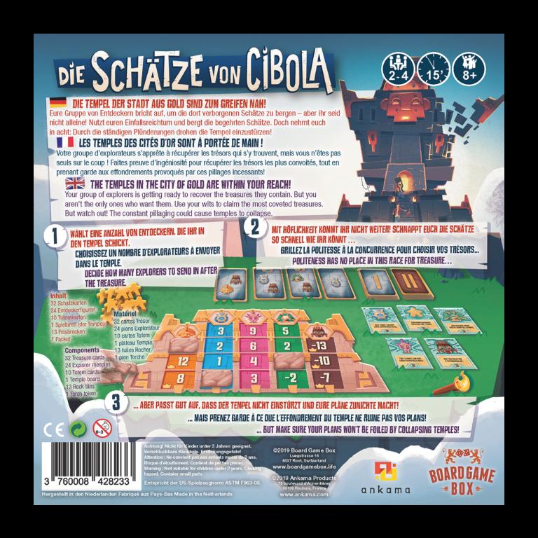 Cibola Bildergalerie 1-2