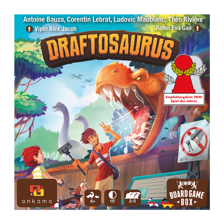 Draftosaurus Bildergalerie 2-1