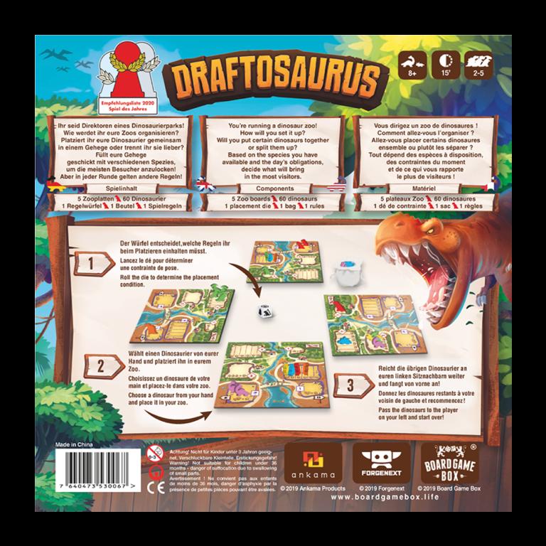Draftosaurus Bildergalerie 2-2