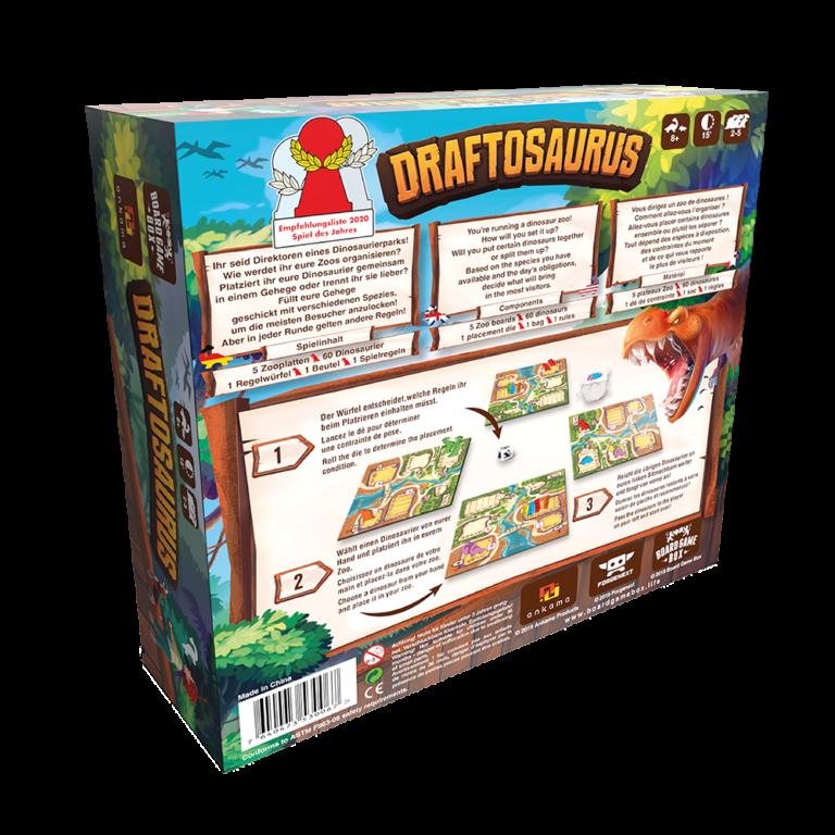 Draftosaurus Bildergalerie 2-4