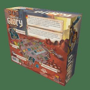 Tales of Glory 3D Box Bottom