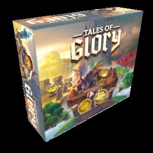 Tales of Glory 3D Box Top 2