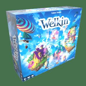 Welkin 3D Box Top