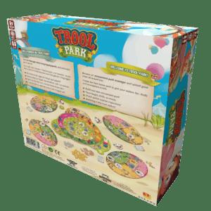 Trool Park 3D Box Bottom