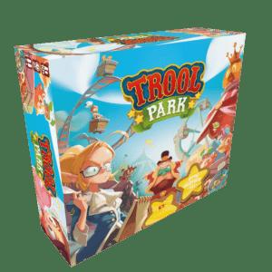 Trool Park 3D Box Top