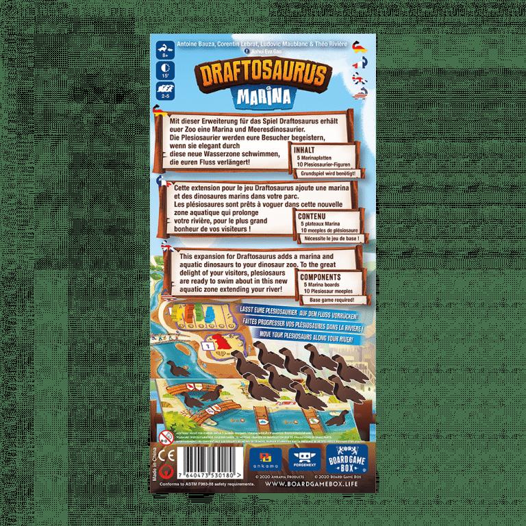 Draftosaurus Marina Bildergalerie 2-2