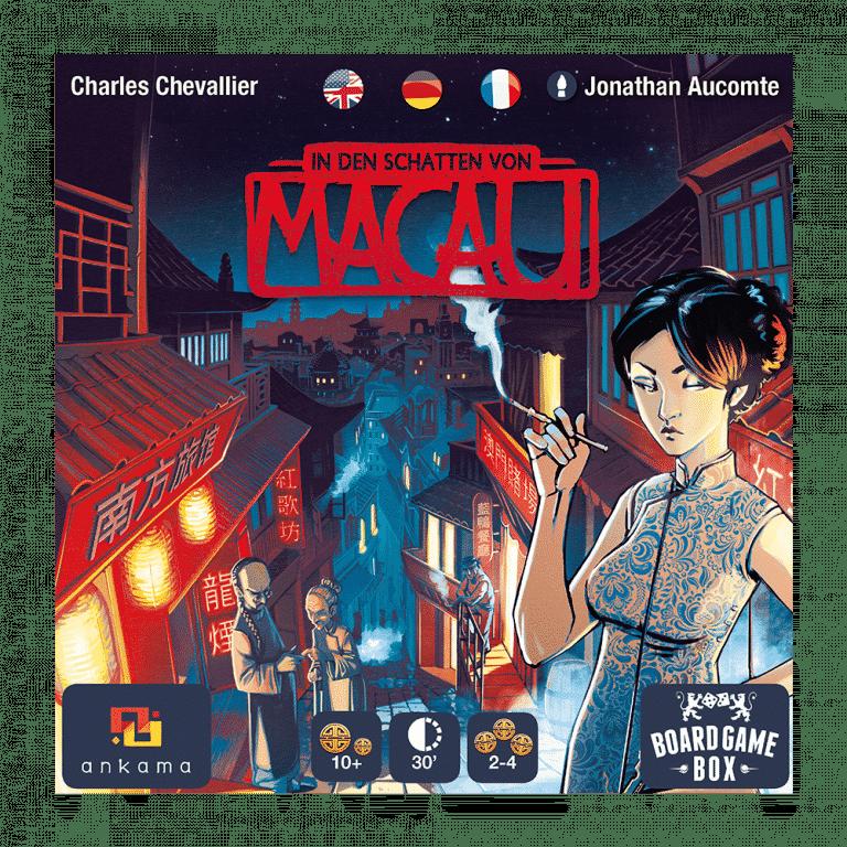In den Schatten von Macau 2-1