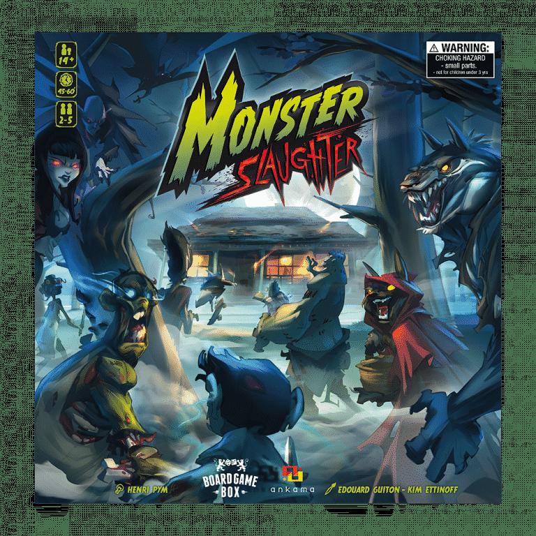Monster Slaughter 2-1
