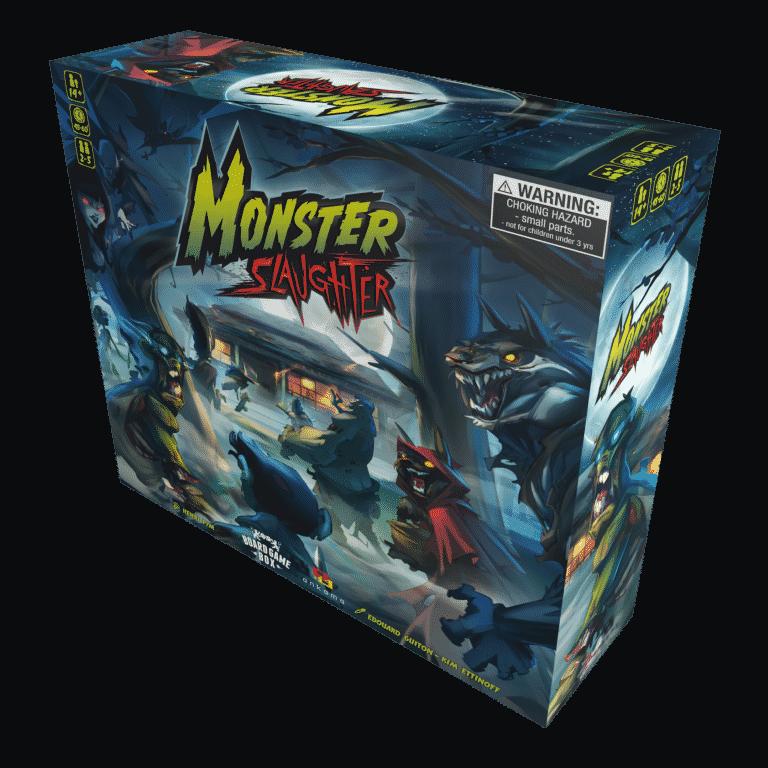 Monster Slaughter 2-3