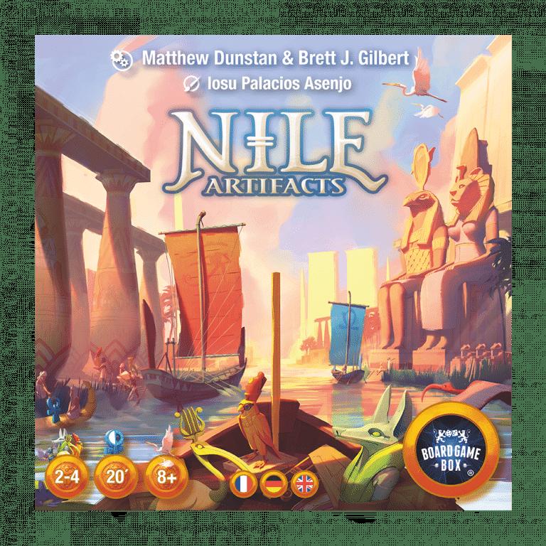 Nile Artifacts Bildergalerie 2-1
