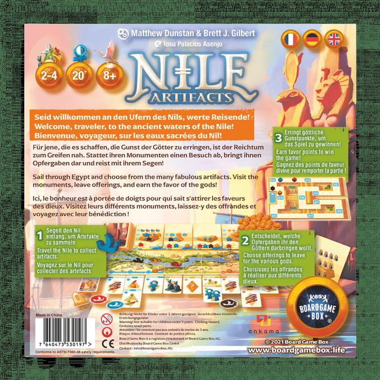Nile Artifacts Bildergalerie 2-2