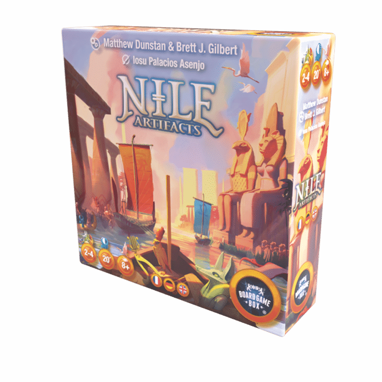 Nile Artifacts Bildergalerie 2-3