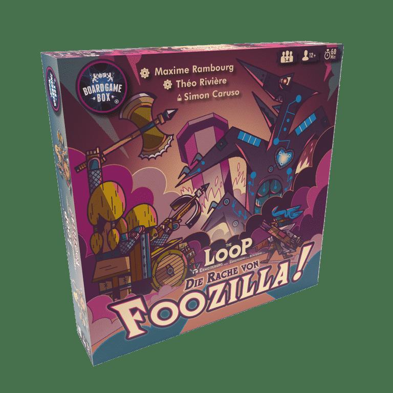 The Loop Die Rache von Foozilla Bildergalerie 1-2
