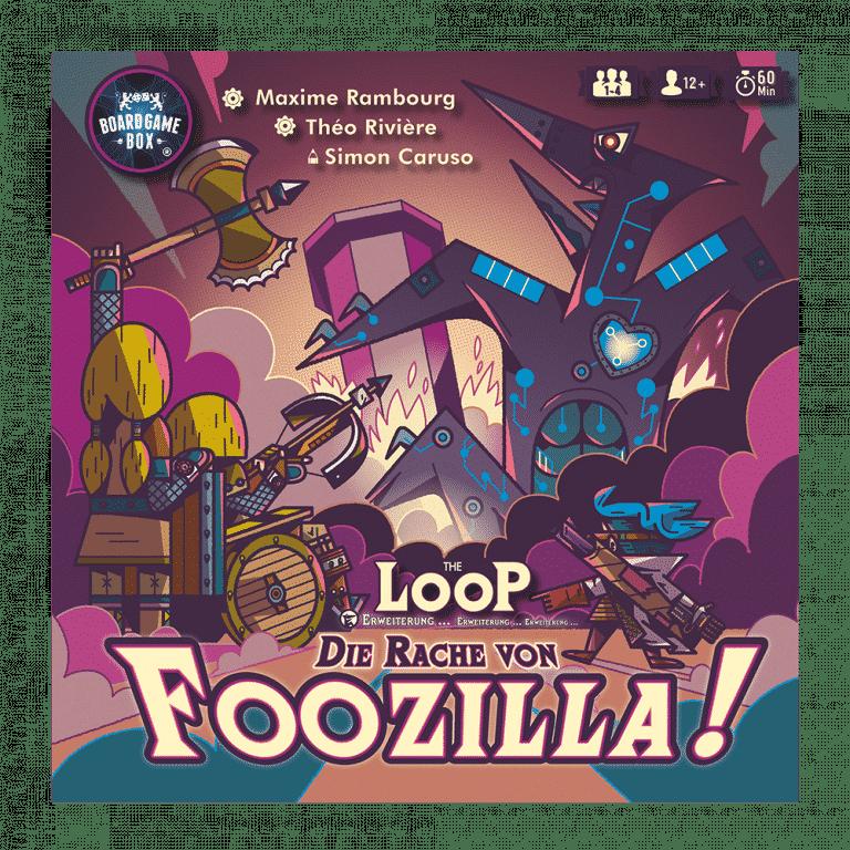 The Loop Foozilla Bildergalerie 1-3